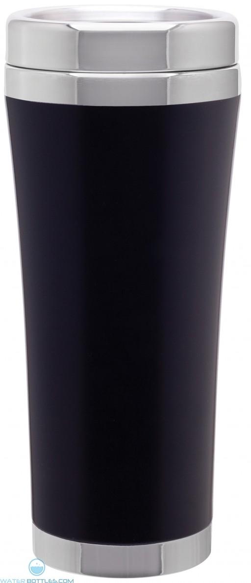 Double Wall Veer Tumblers   18 oz - Matte Black