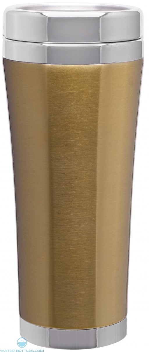 Double Wall Veer Tumblers | 18 oz - Gold