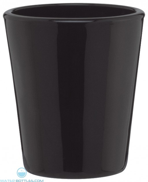 Custom Shot Glass | 1.5 oz - Black