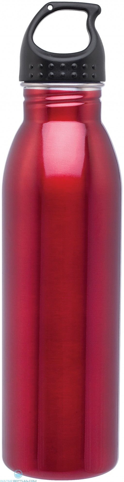 H2Go Solus Water Bottles | 24 oz - Red