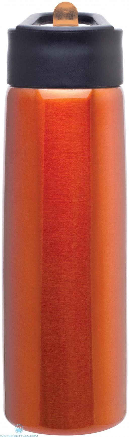 H2Go Hydra Water Bottles | 24 oz - Orange