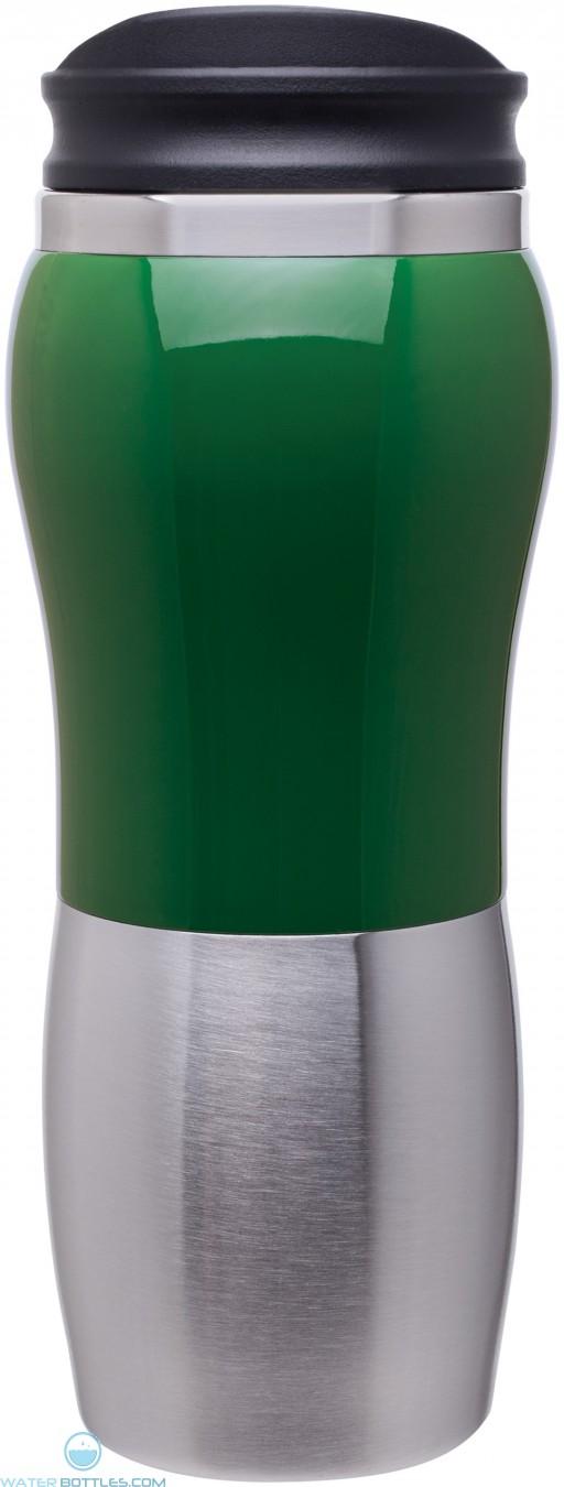 Maui Fusion Foam Insulated Tumblers | 14 oz - Dark Green