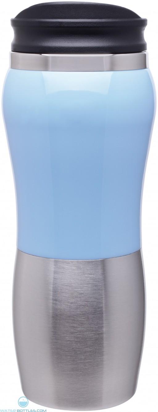 Maui Fusion Foam Insulated Tumblers   14 oz - Sky Blue