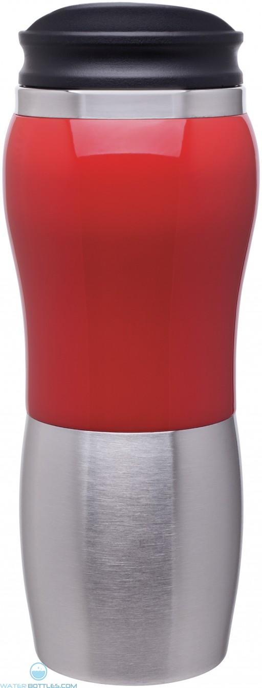 Maui Fusion Foam Insulated Tumblers | 14 oz - Red