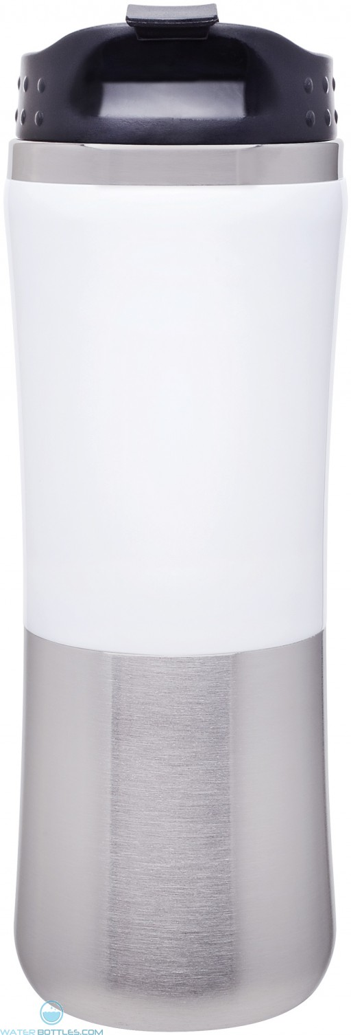 Laguna Fusion Foam Insulated Tumblers | 14 oz - White
