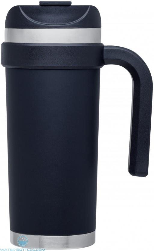 Cayman Vacuum Insulated Mugs | 16 oz - Matte Black