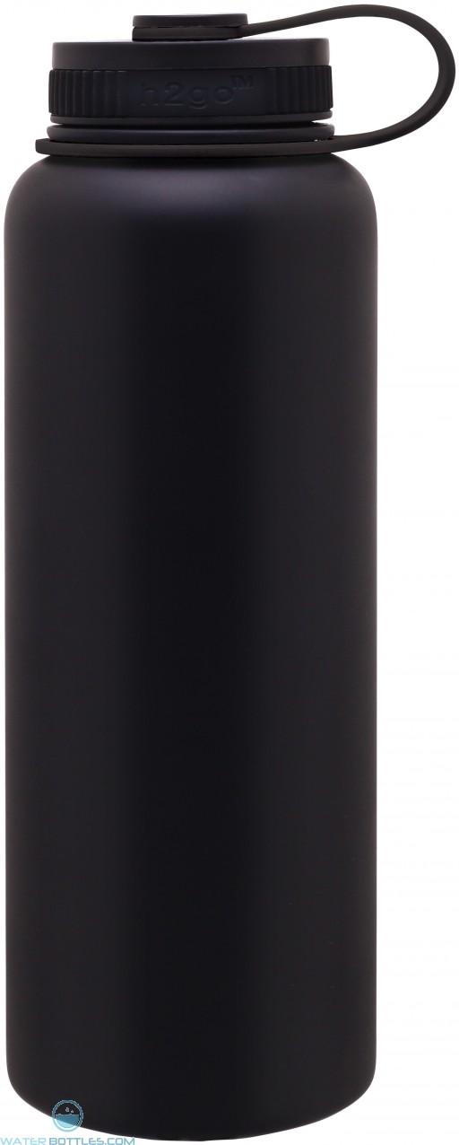 H2Go Vacuum Insulated Titan   40 oz - Matte Black