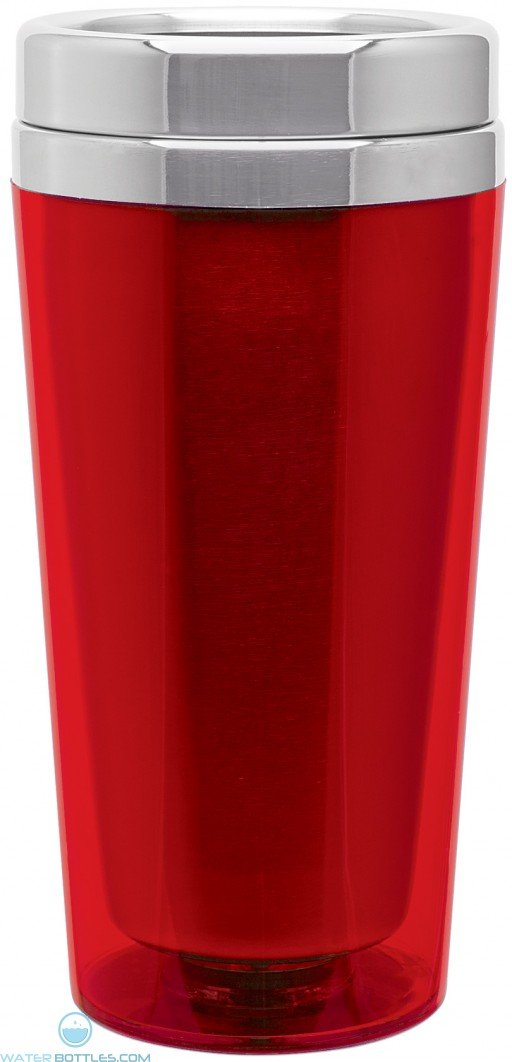 Classic Double Wall Tumblers | 16 oz - Red