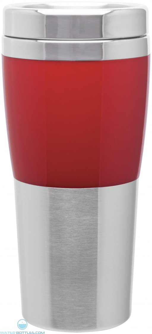 Fusion Insulated Tumblers | 16 oz - Red