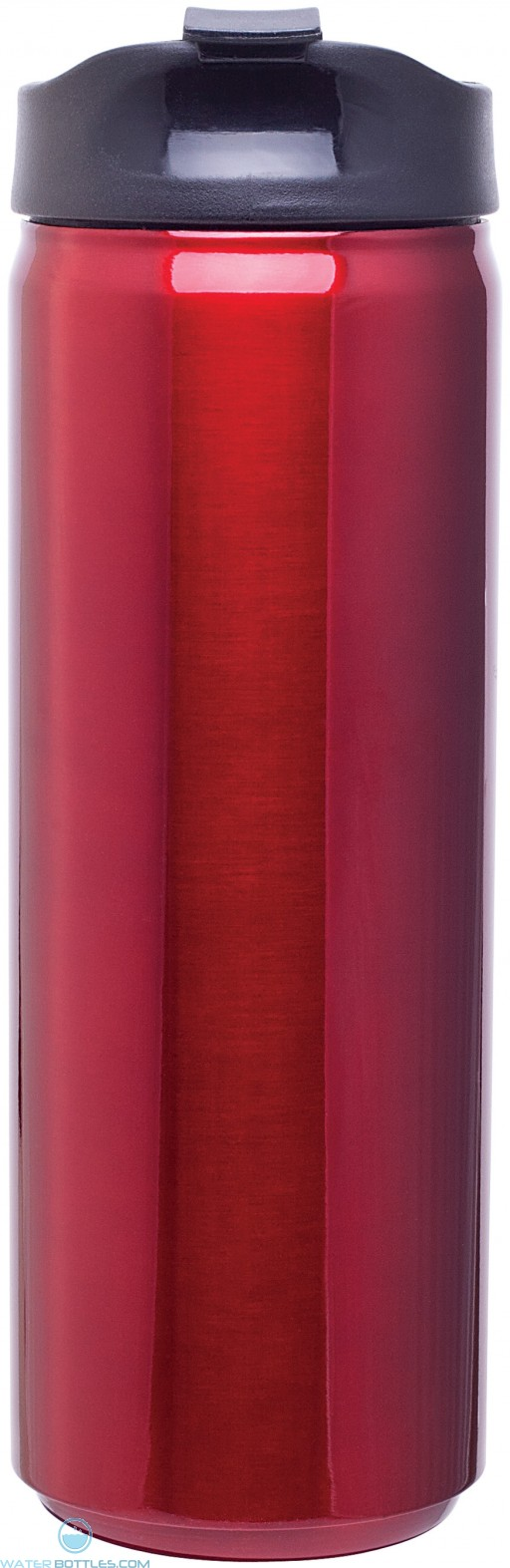 16 oz ss can-red