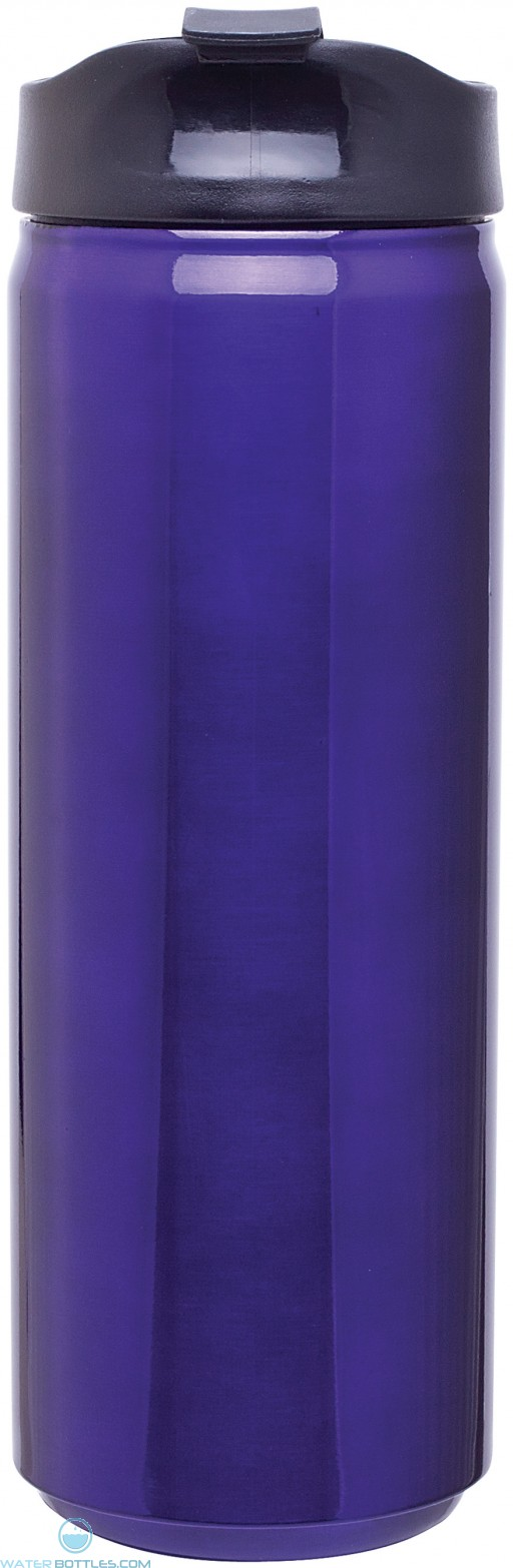 Stainless Steel Thermal Can | 16 oz - Purple