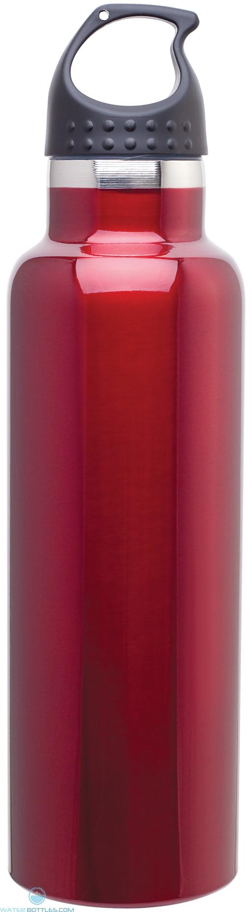 H2go Volt Vacuum SS Bottles | 20 oz - Red