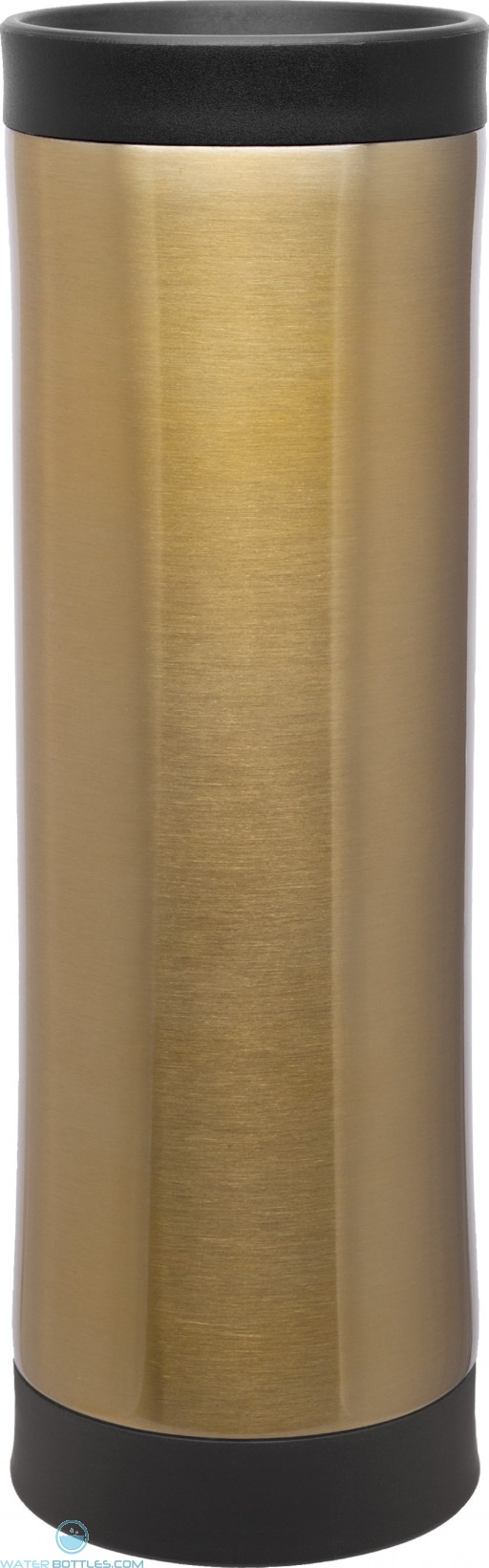 Americano Double Wall Thermal Tumblers | 16 oz - Gold