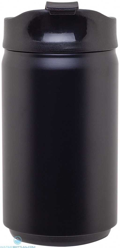 Stainless Steel Thermal Can | 8 oz - Matte Black