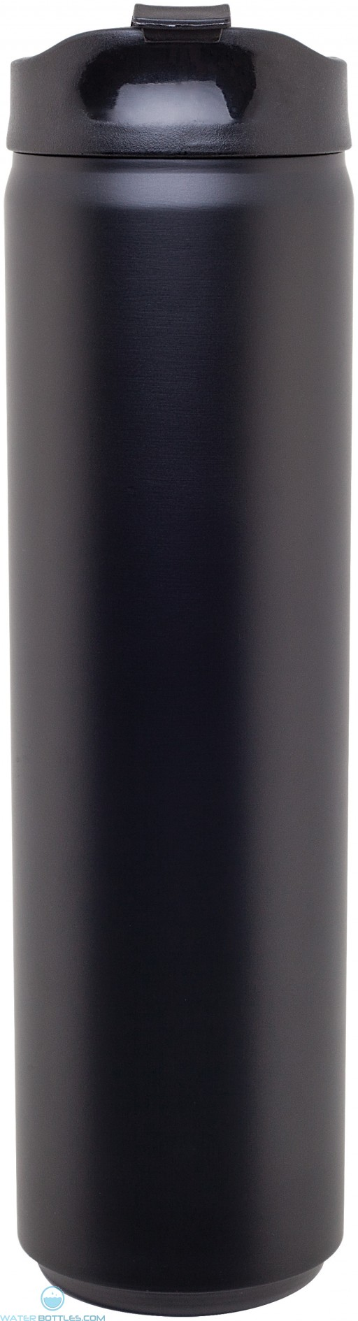 Stainless Steel Thermal Can | 20 oz - Matte Black