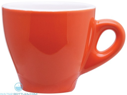 3 oz demi mugs-orange