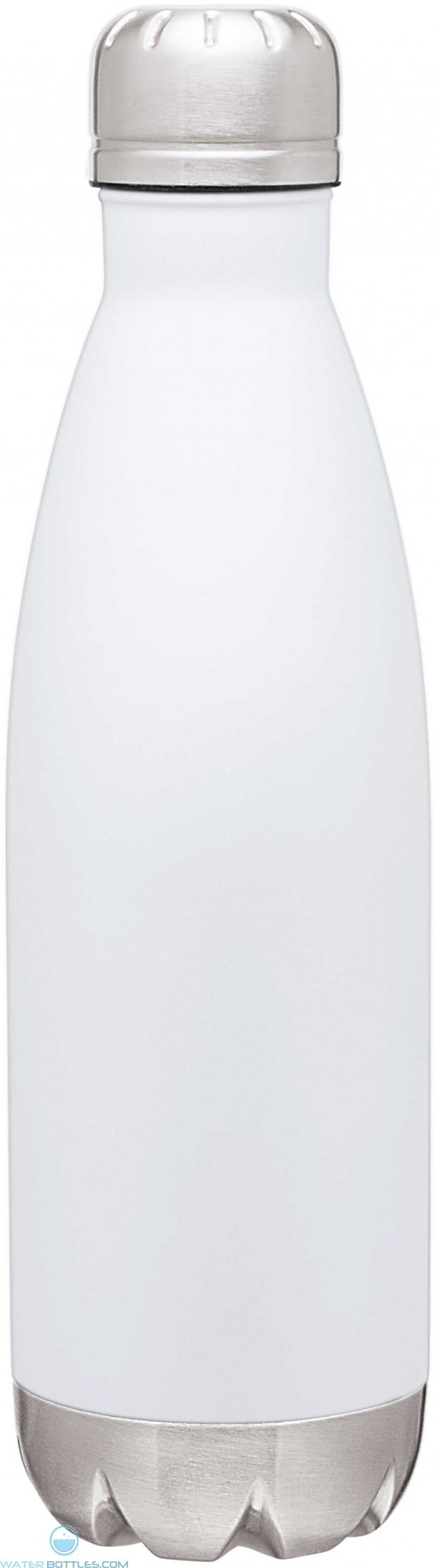 H2Go Force Thermal Bottles | 17 oz - White