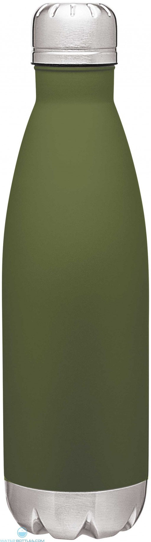 H2Go Force Thermal Bottles | 17 oz - Matte Army Green