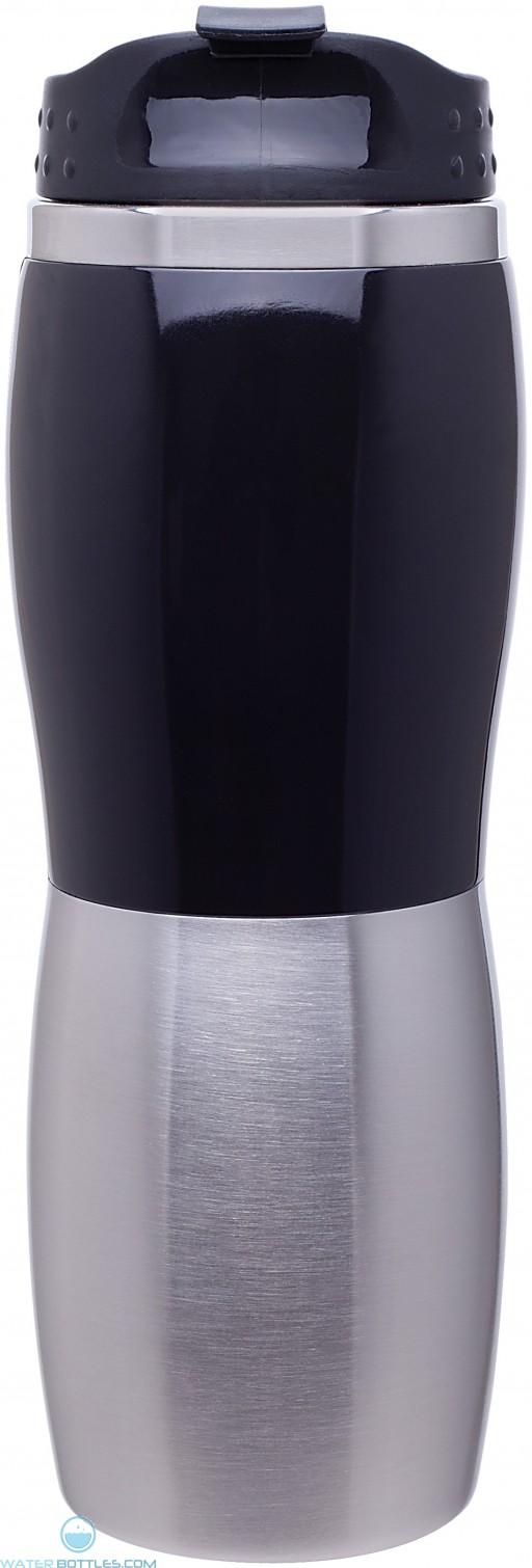 Cali Fusion Foam Insulated Tumblers   16 oz - Black
