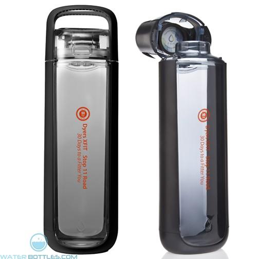 KOR One Elliptical Water Bottles | 25 oz - Black