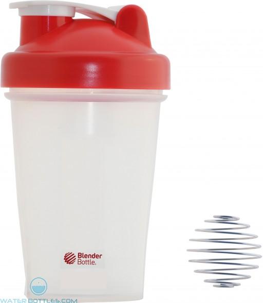 Classic Blender Bottles | 20 oz - Red
