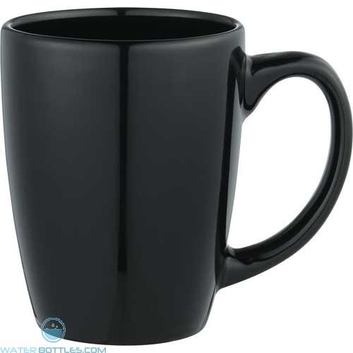 Constellation Ceramic Mugs   12 oz - Black