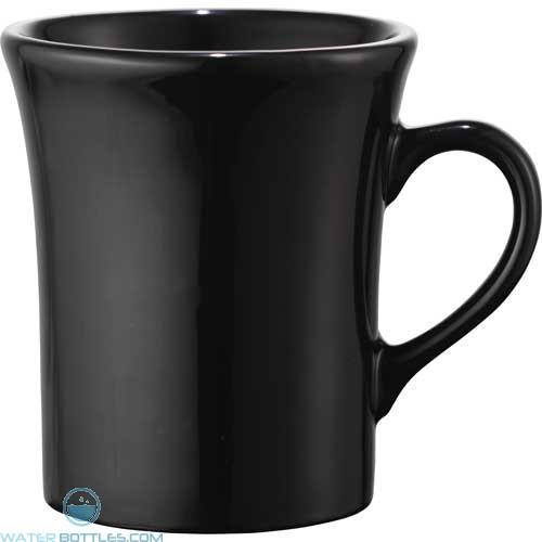 Zander Ceramic Mugs | 14 oz - Black