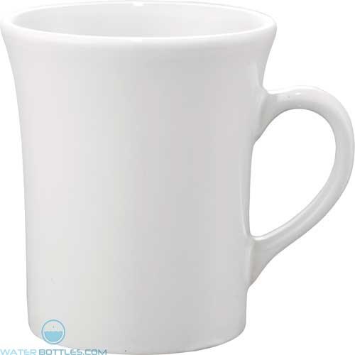 Zander Ceramic Mugs | 14 oz - White