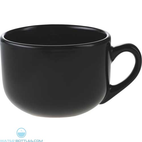 Mesa Ceramic Mugs | 19 oz - Black