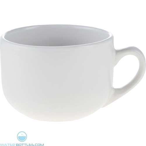 Mesa Ceramic Mugs | 19 oz - White