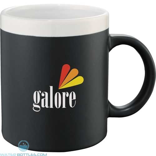 Custom Logo Mugs - Chalk It Up Ceramic Mug | 11 oz