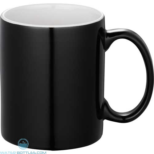 Bounty Ceramic Mugs - Spirit | 11 oz - Black