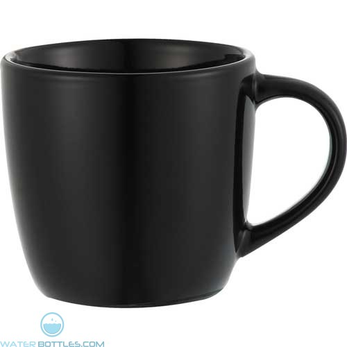 Riviera Mugs - Tradition | 12 oz - Black