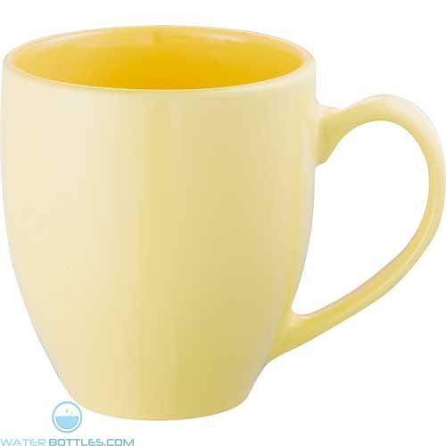 Zapata Mugs - Pastel | 15 oz - Yellow