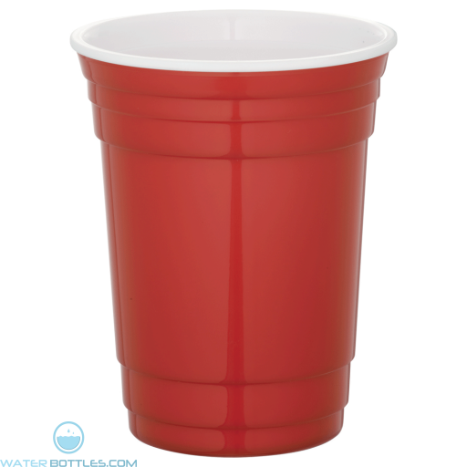 Tailgate Party Cup | 16 oz - Red