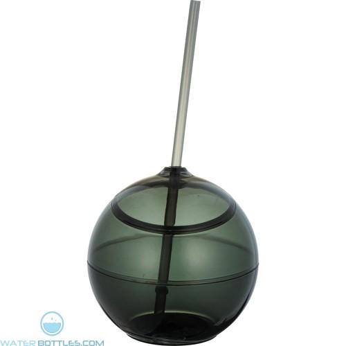 Fiesta Ball With Straw | 20 oz - Smoke