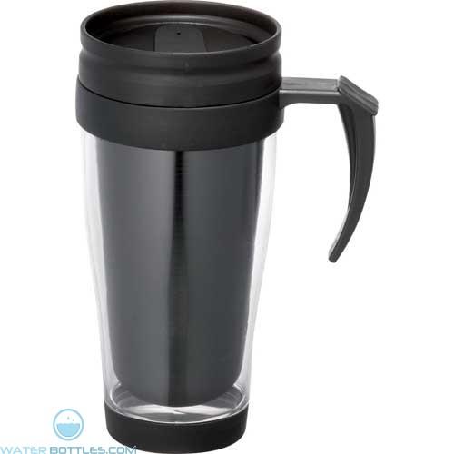 Largo Travel Mugs   16 oz - Black
