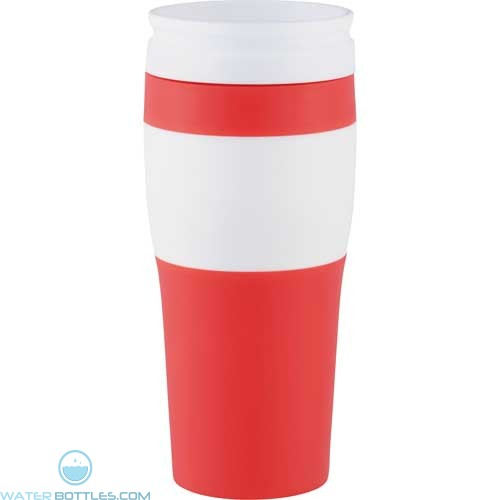 Lucia Travel Tumblers | 16 oz - Red