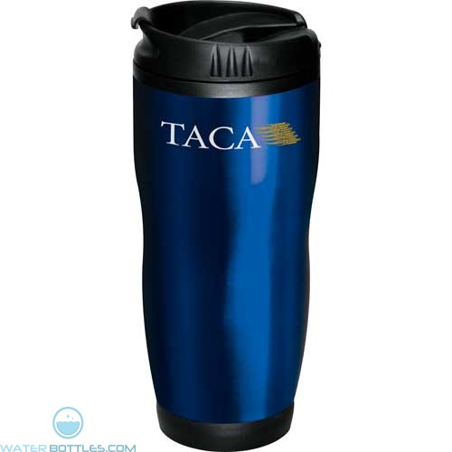 Logan Travel Tumblers | 16 oz - Blue