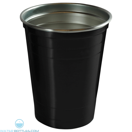 The Luxe Party Cup | 16 oz - Black