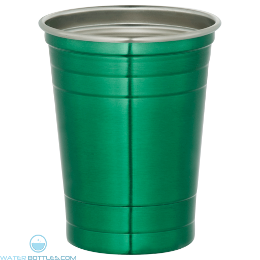 The Luxe Party Cup | 16 oz - Green