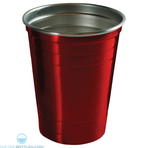 The Luxe Party Cup | 16 oz - Red