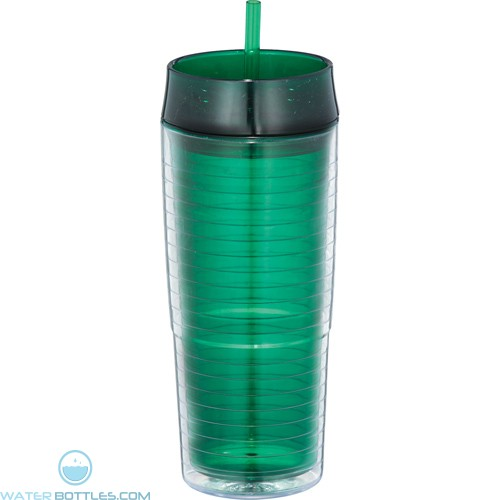 Xander Tumblers With Straw   20 oz - Green