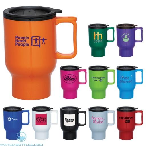 Promotional Mugs - Venice Travel Mug | 14 oz