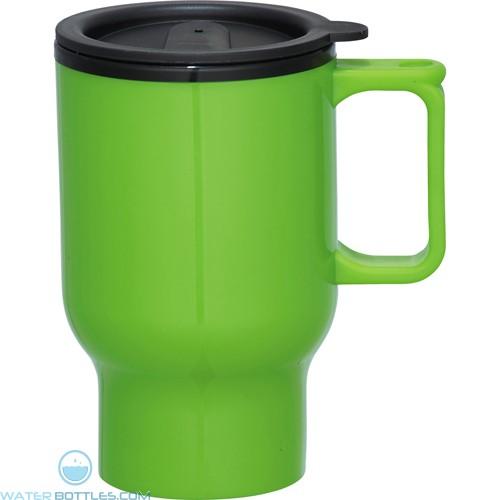 Venice Travel Mugs | 14 oz - Lime Green
