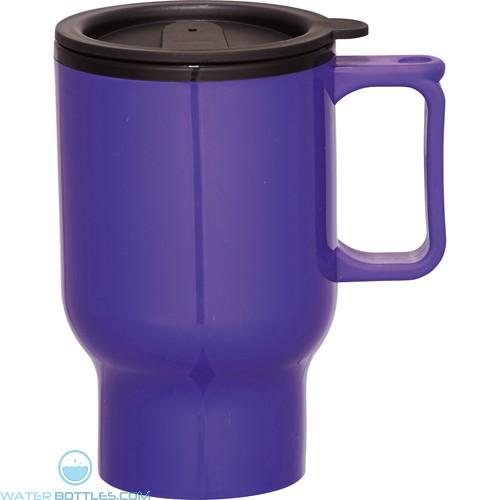 Venice Travel Mugs   14 oz - Purple