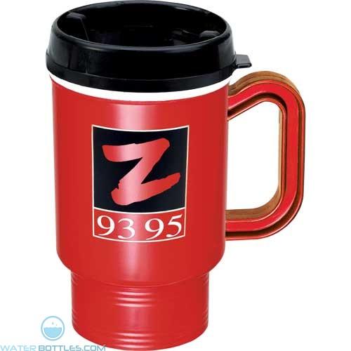 Cruiser Mugs | 16 oz - Metallic Red