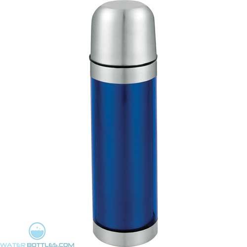 Bullet Vacuum Bottles   16.9 oz - Blue