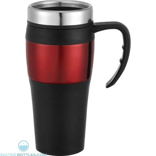 Bonaire Travel Mugs | 16 oz - Red