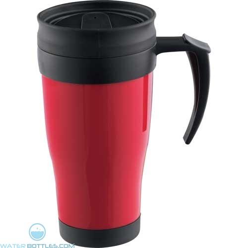 Modesto Insulated Mugs | 16 oz - Red